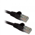 Moulded CAT5E patch 10 mtr *BLACK*