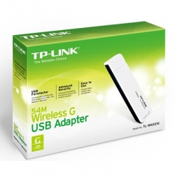 54 MBPS WIRELESS USB ADAPTOR