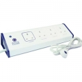 Auto Off Energy Saving Surge Protector