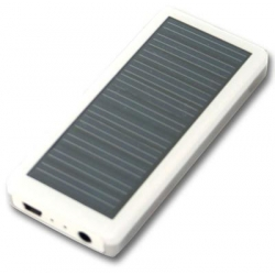 Solar Battery Charger 13 in 1 White
